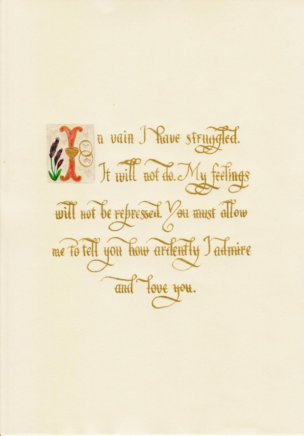 love pride and prejudice quotes quotesgram
