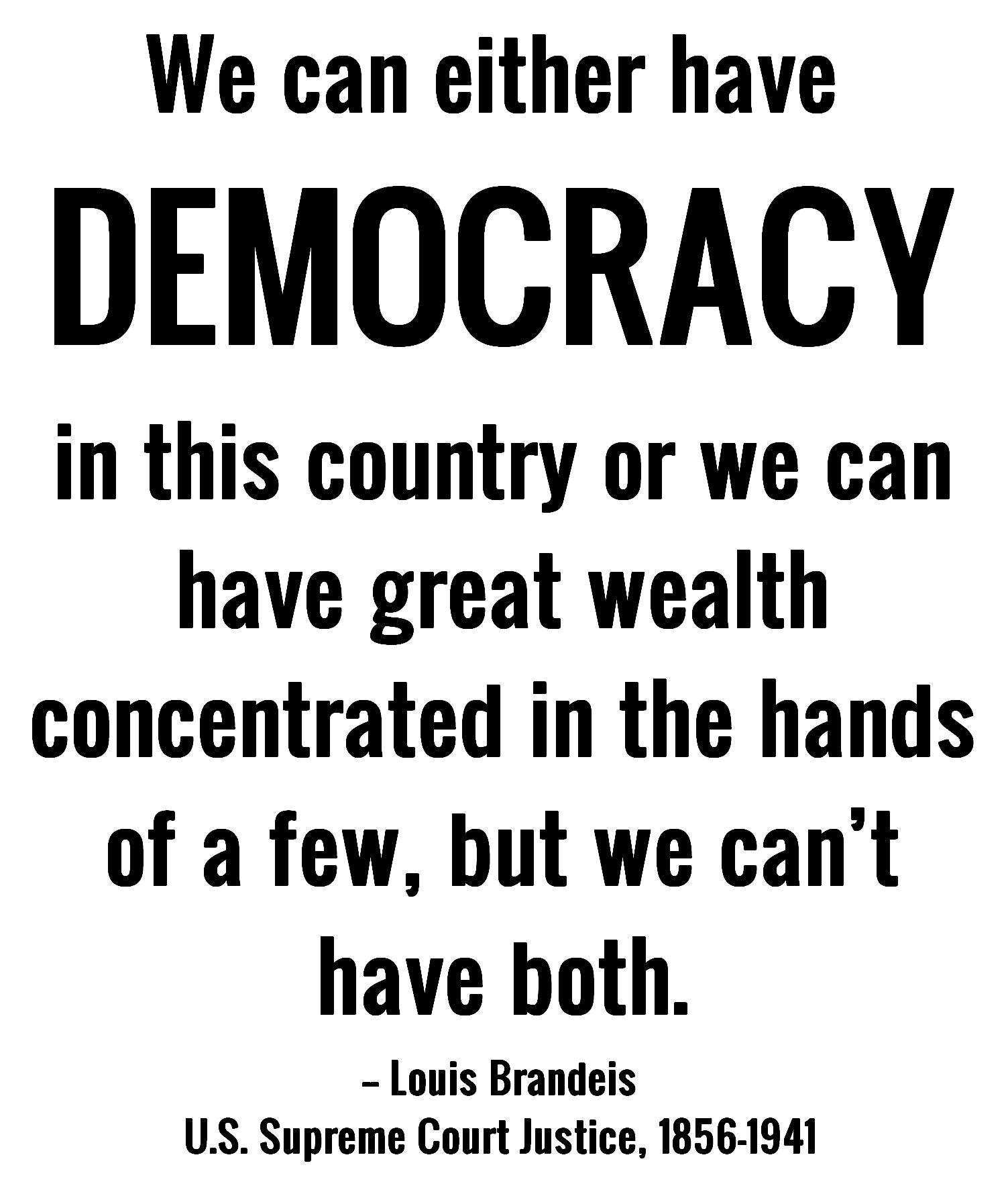 Democracy and development essay