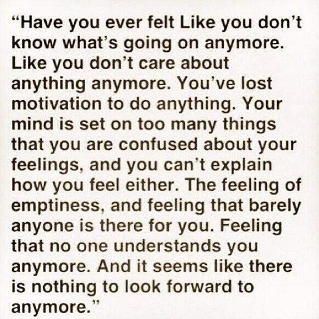 Feeling Sad Quotes: Quotes Feeling Lost And Confused. QuotesGram
