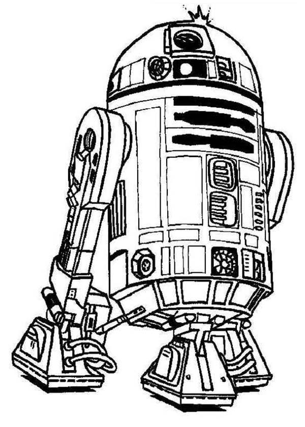Black And Whgite Quotes R2 D2