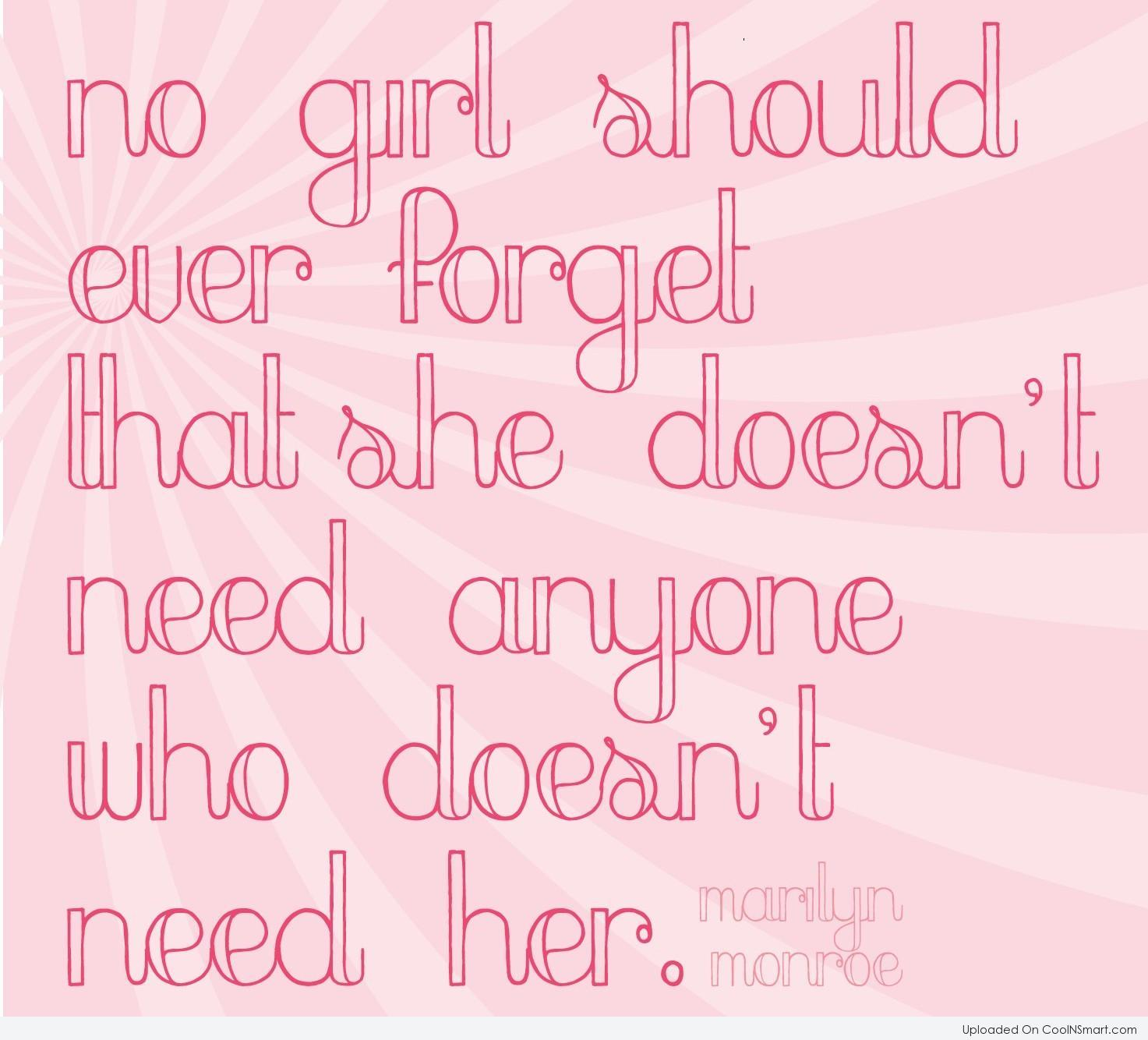 Girl Girly Quotes. QuotesGram