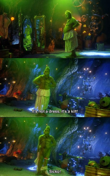 Funny Quotes Grinch Mo...