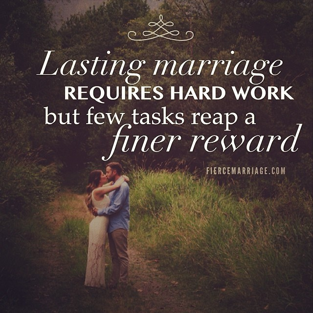 Love Finds You Quote: Marriage Is Hard Work Quotes. QuotesGram