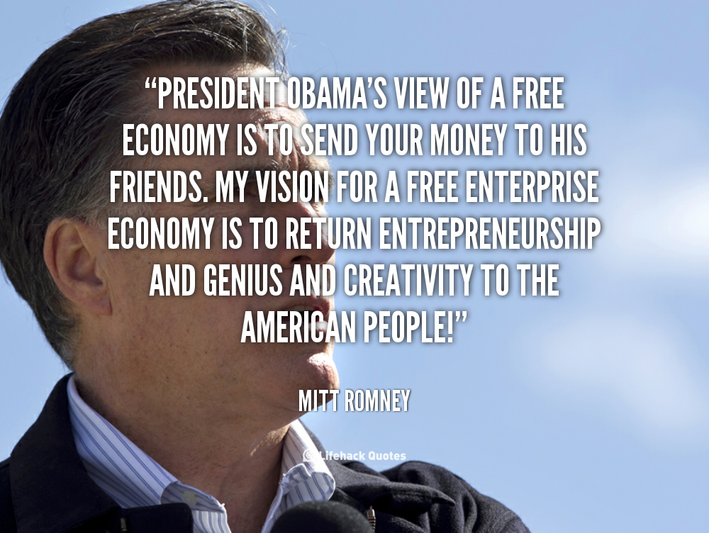 Quotes About The Economy: Obama Quotes On Economy. QuotesGram