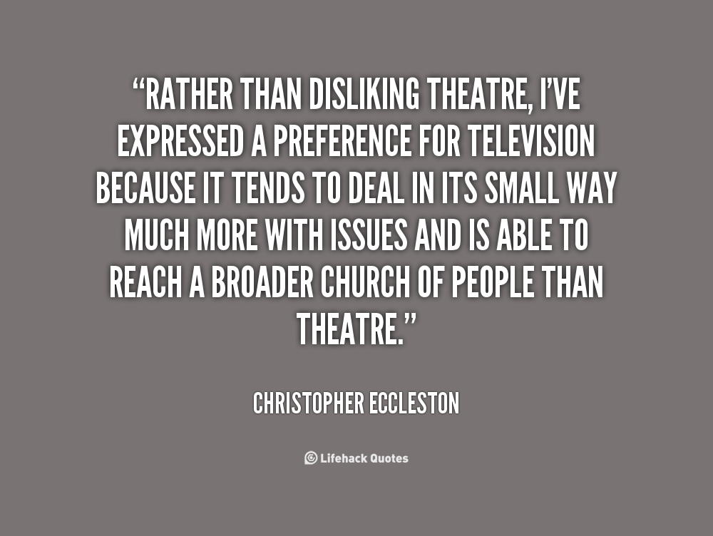 Theatre Quotes And Sayings. QuotesGram