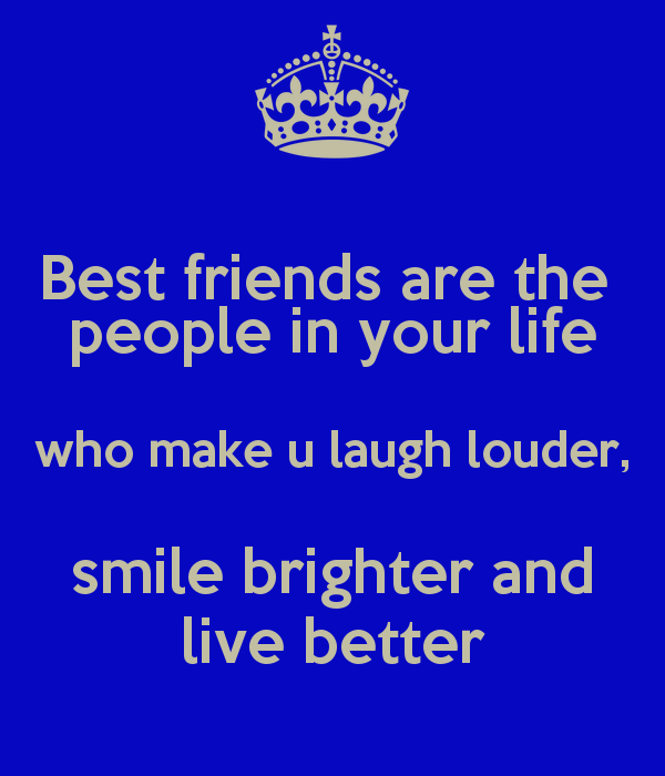 Best Quotes On Smile For Friends: Quotes About Best Friends Making You Laugh. QuotesGram