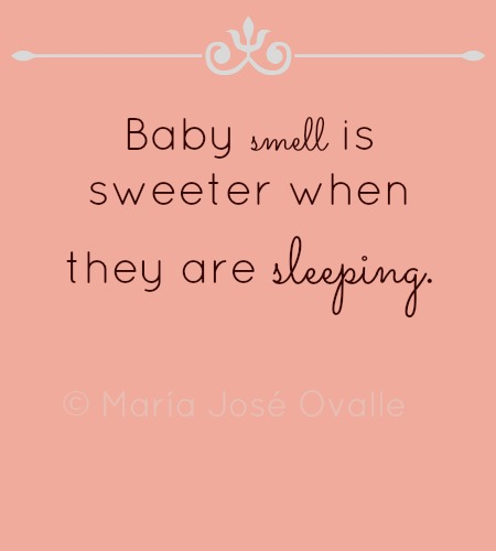 Cute Baby Sleeping Quotes: Having A Baby Quotes And Sayings. QuotesGram
