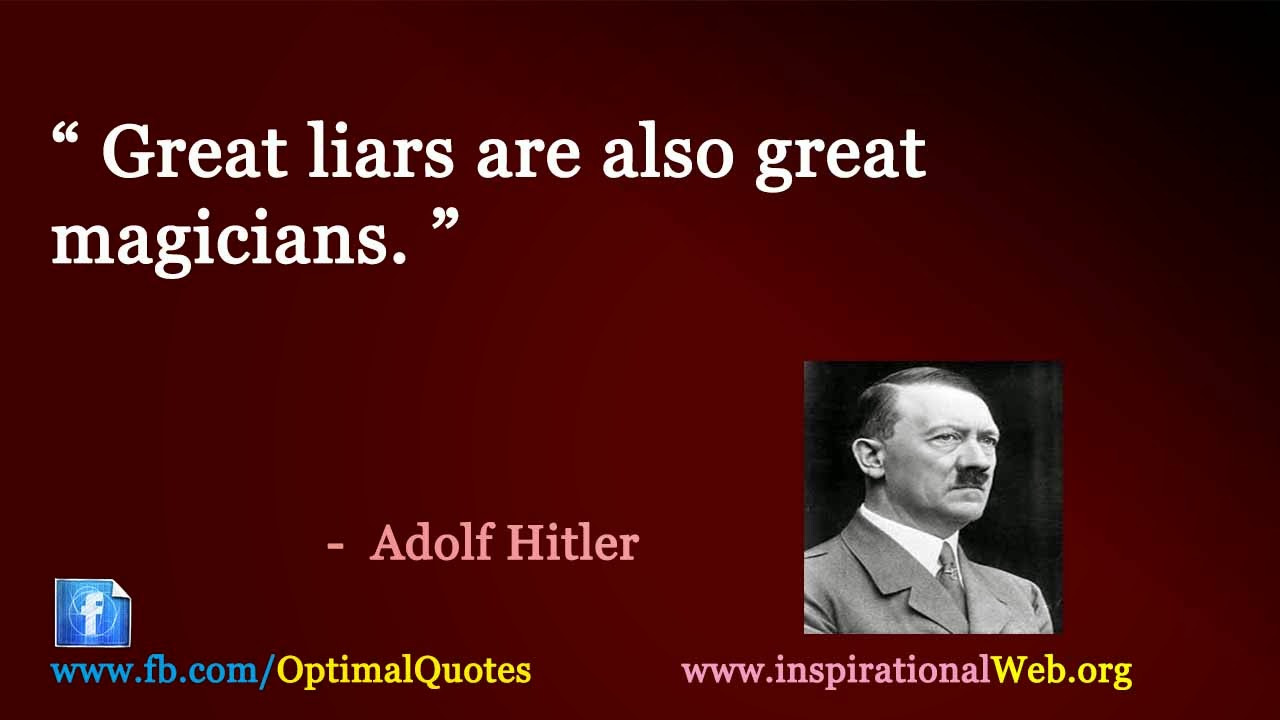 Adolf Hitler Quotes About Socialism Quotesgram