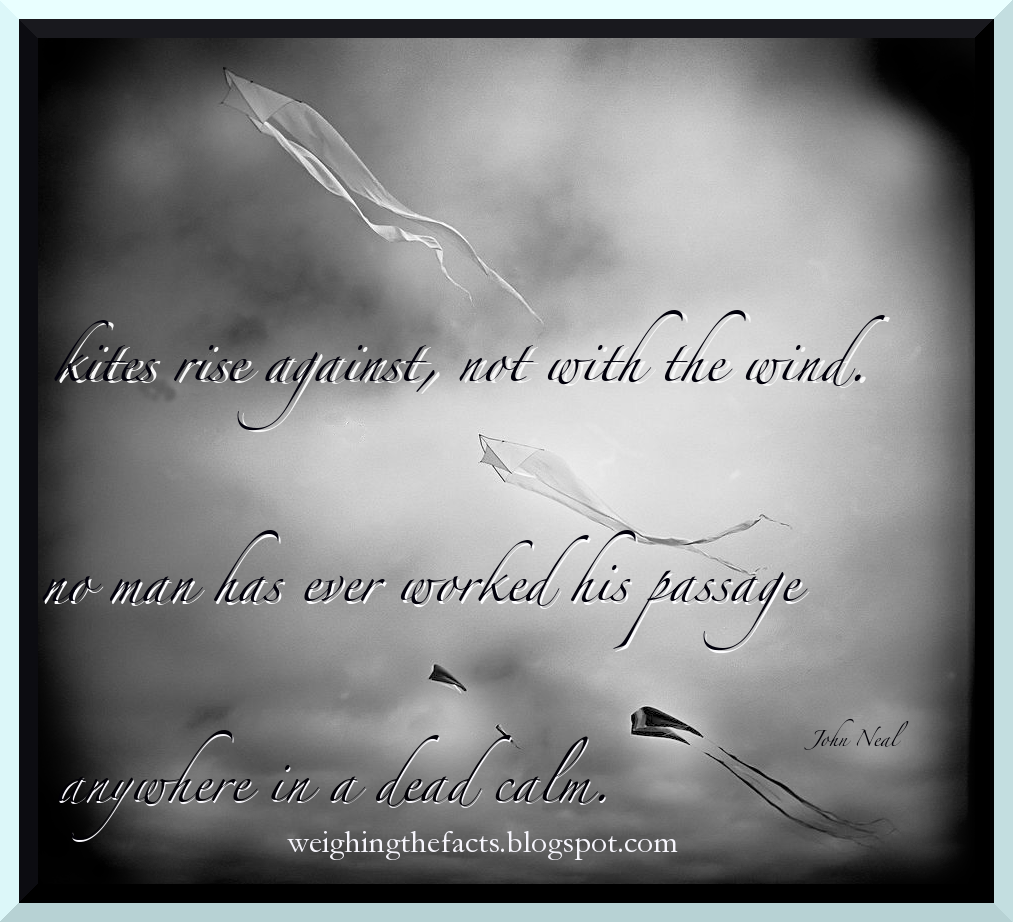 Inspirational Quotes About Positive: Inspirational Quotes About Kites. QuotesGram