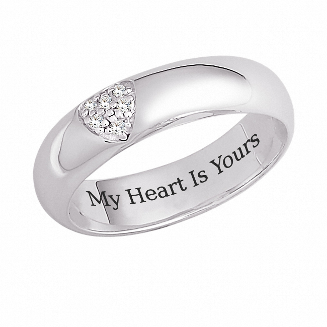Wedding Ring Engraving Quotes: Promise Ring Quotes And Sayings. QuotesGram