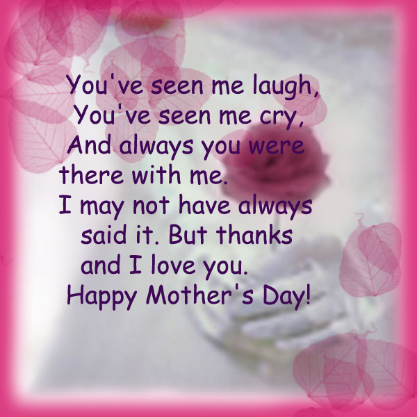 Mothers Day Quotes For Facebook. QuotesGram