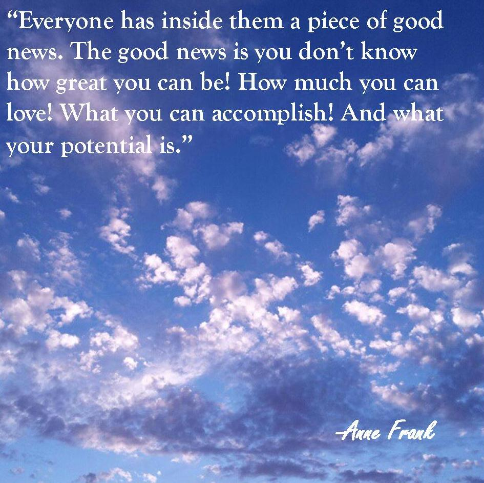 Anne Frank Quotes: Peace Anne Frank Quotes. QuotesGram