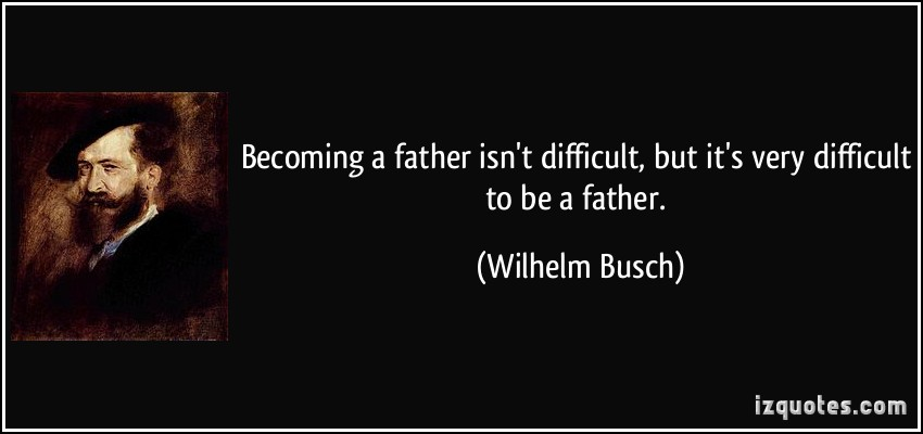 Quotes About Becoming A Dad. QuotesGram