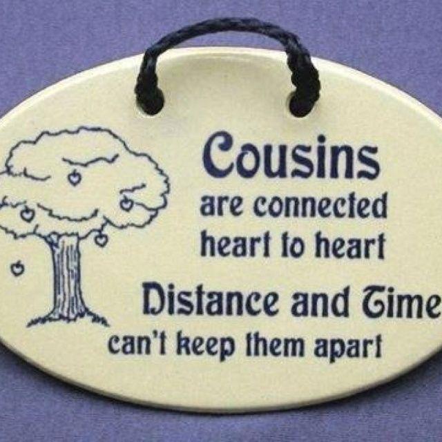 Scrapbook Quotes About Cousins - 60.2KB