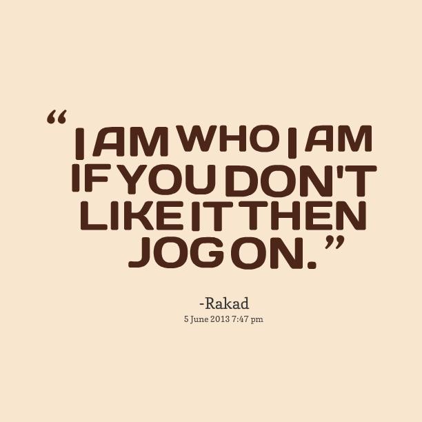 Who Am I Quotes. QuotesGram