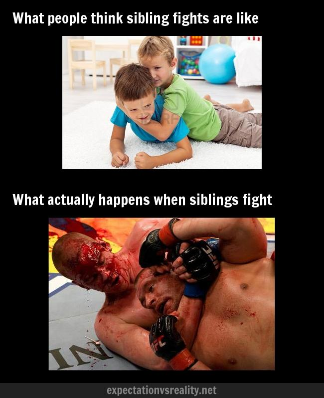 Fighting Siblings Quotes. QuotesGram | 650 x 798 jpeg 61kB