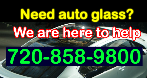 Auto Glass Replacement Denver