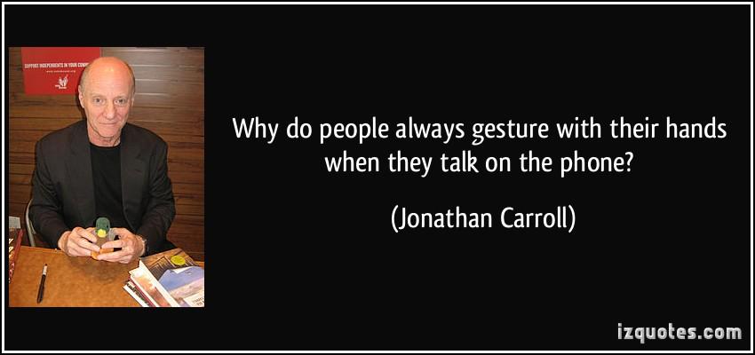 Gestures Quotes. QuotesGram