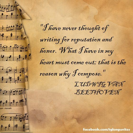 Ludwig Van Beethoven Quotes. QuotesGram