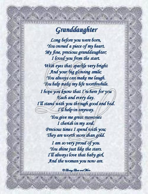Graduation Quotes For Granddaughter Quotesgram