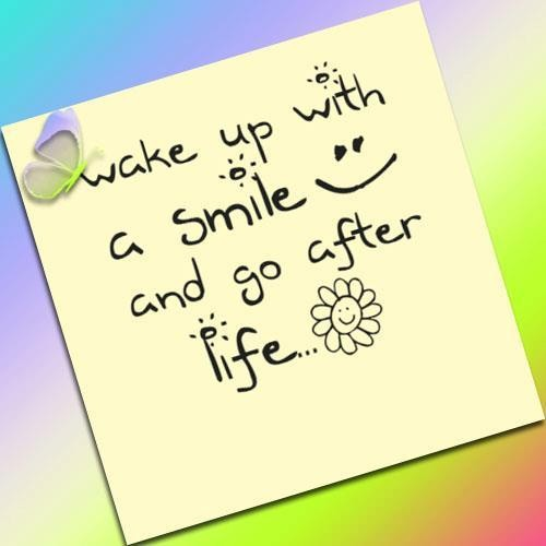 Smile And Be Happy Quotes. QuotesGram