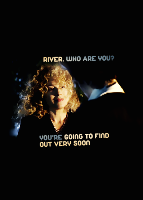 Dr Who And River Song ...
