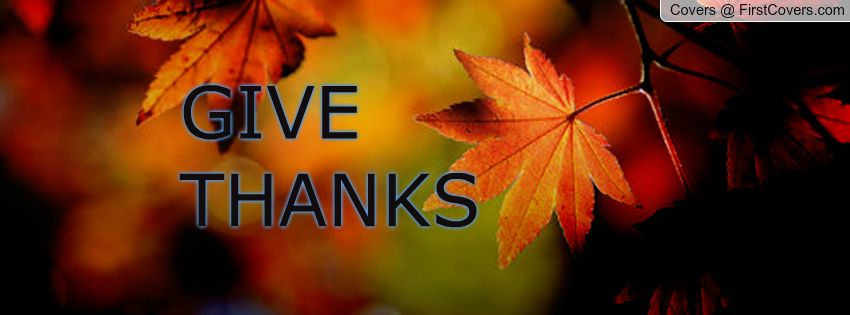 Give Thanks Quotes For Facebook. QuotesGram