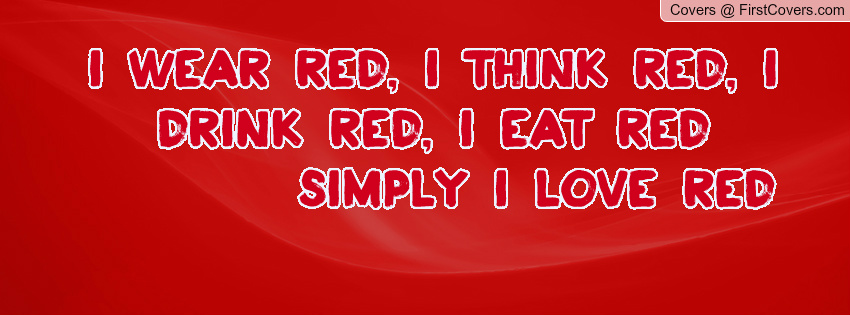 wear red for picture quotes quotesgram
