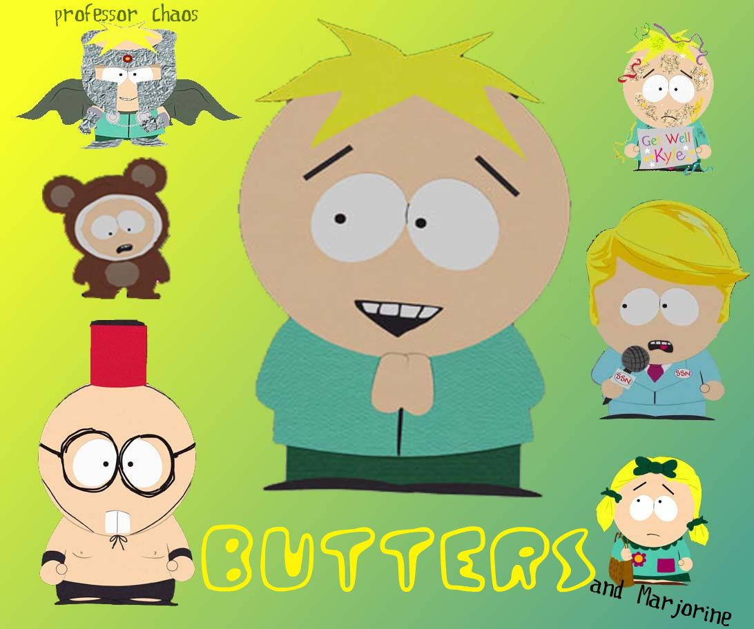 Butters professor chaos quotes quotesgram - South park wallpaper butters ...