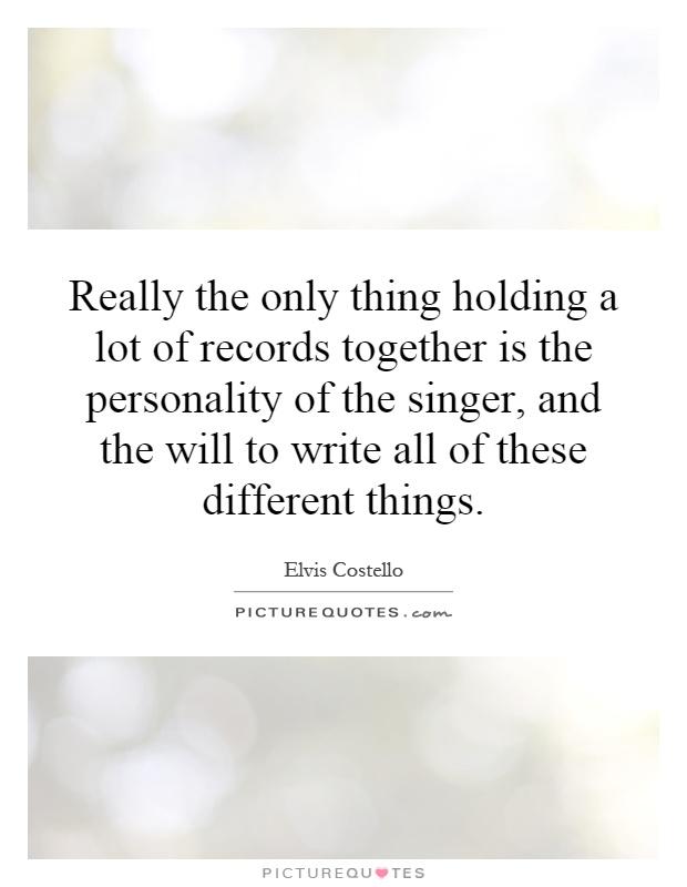 Elvis Personal Quotes. QuotesGram