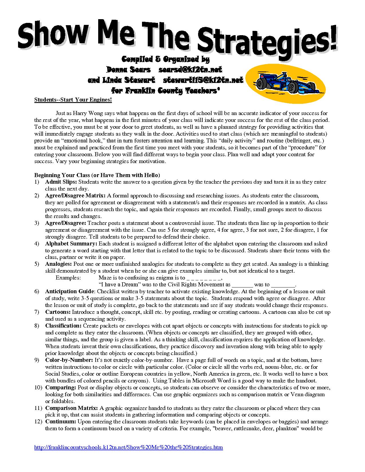 harry wong classroom management pdf