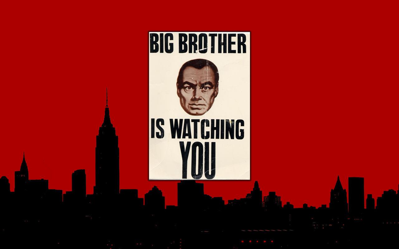 1984 essays big brother