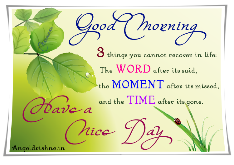 Best Good Morning Quotes. QuotesGram