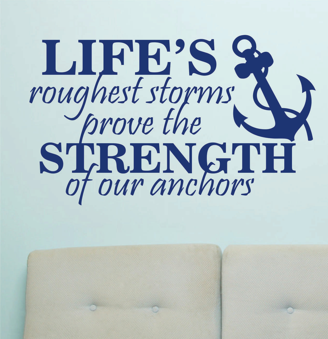 Anchor Quotes And Sayings. QuotesGram