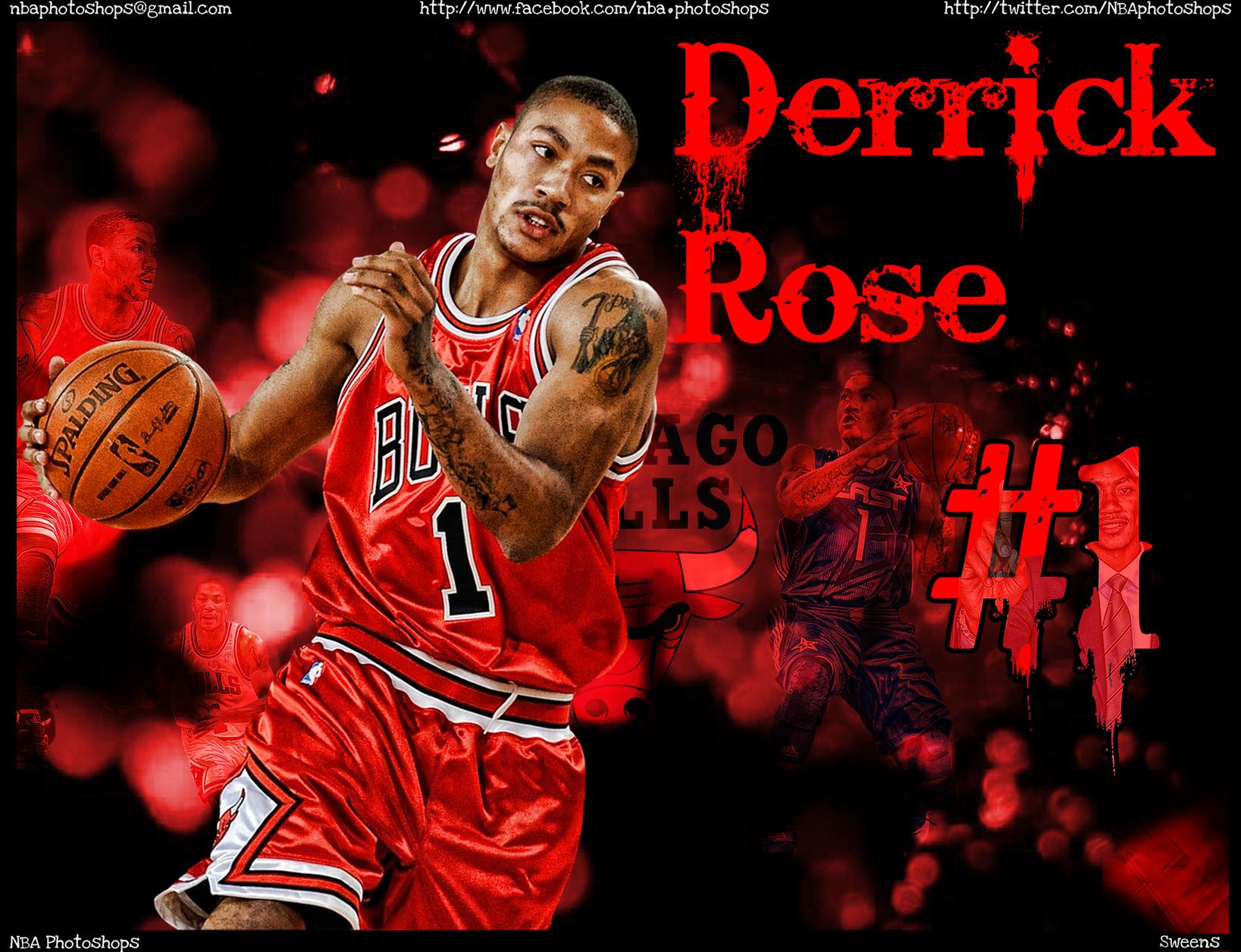 Derrick Rose Wallpaper Mvp Mvp Derrick Ros...