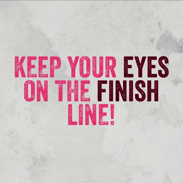 Finish Work Quotes: Quotes About The Finish Line. QuotesGram