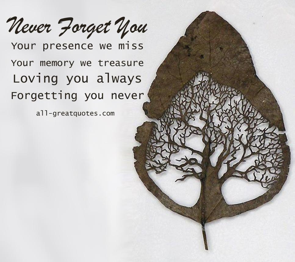 Quotes In Loving Memory Poem. QuotesGram