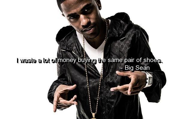 Big Sean Rap Quotes. QuotesGram