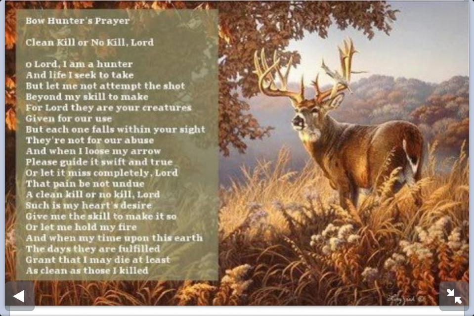 Deer Hunting Quotes And Sayings. QuotesGram