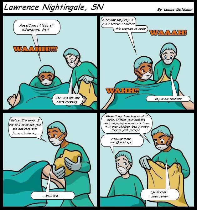 Nurse jokes