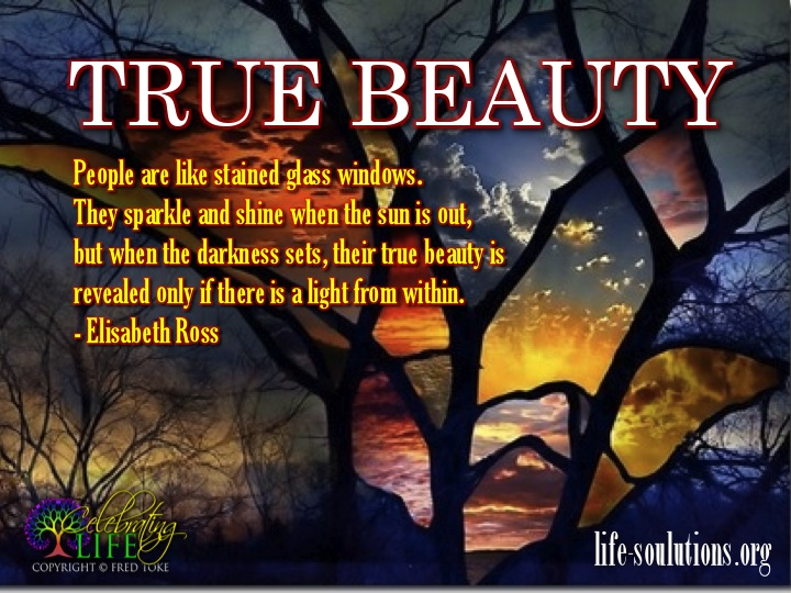 Inner Beauty Sayings and Quotes