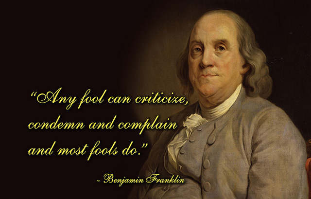 Benjamin Franklin Quotes Quotesgram