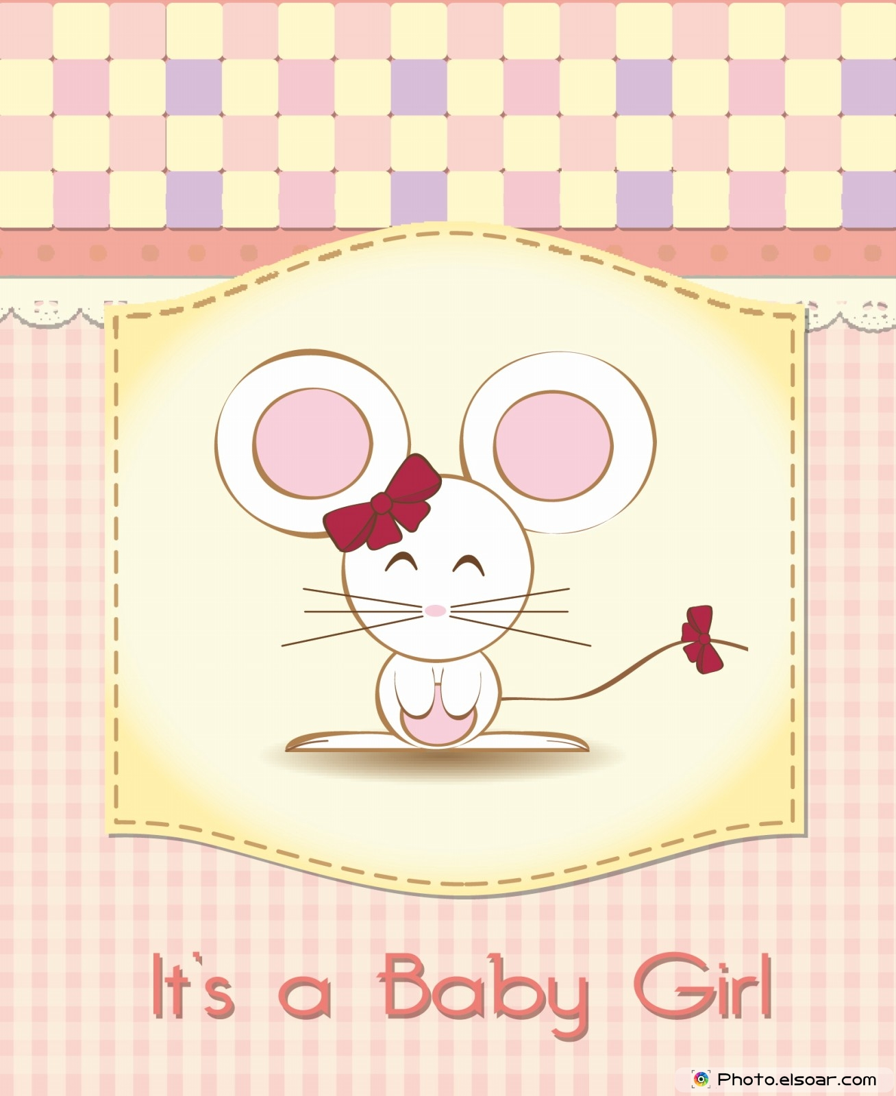 Nice Quotes For Baby Girl: Its A Girl Quotes. QuotesGram