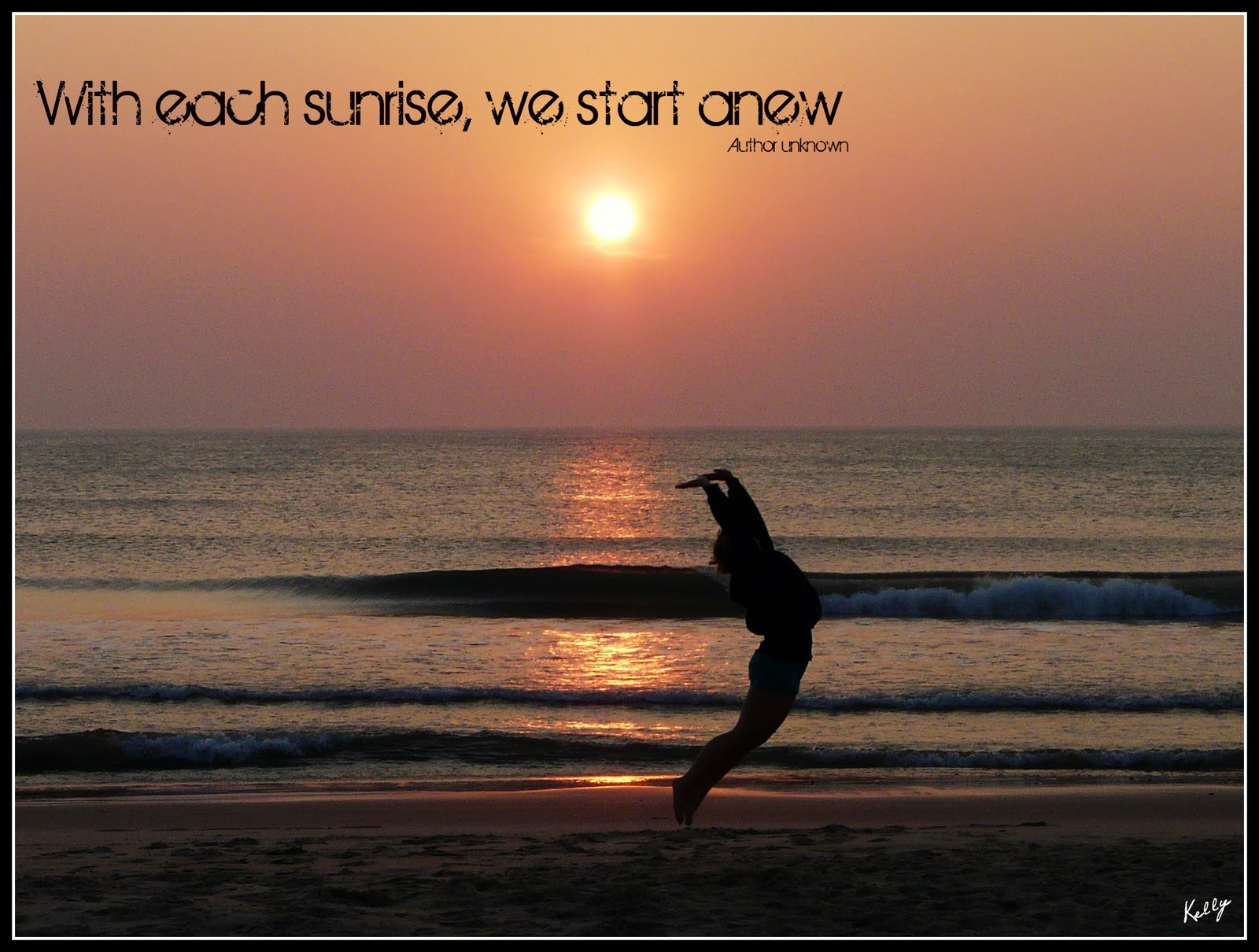 sunrise pictures with quotes - HD 1600×1210