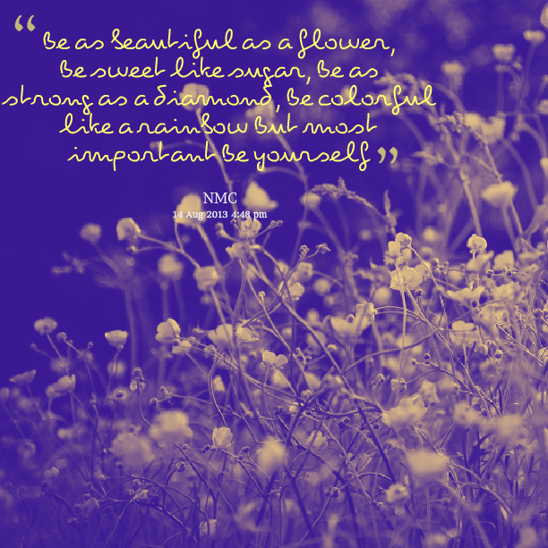Pretty As A Flower Quotes: Sweet As Sugar Quotes. QuotesGram