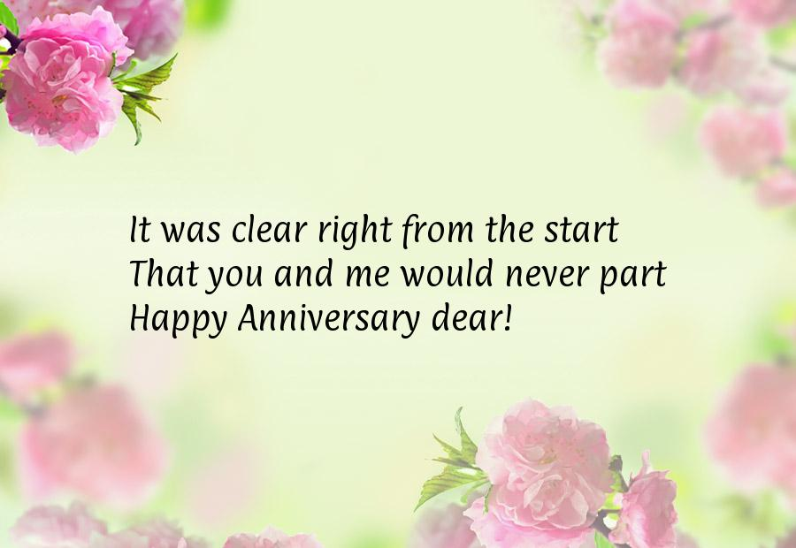15 Year Wedding Anniversary Quotes: First Anniversary Quotes For Boyfriend. QuotesGram