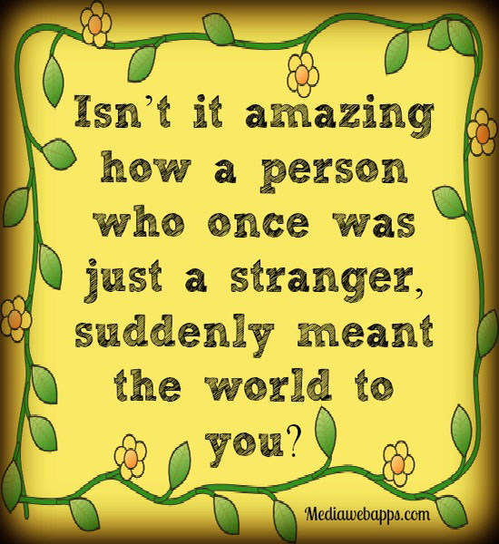 Quotes About An Amazing Person