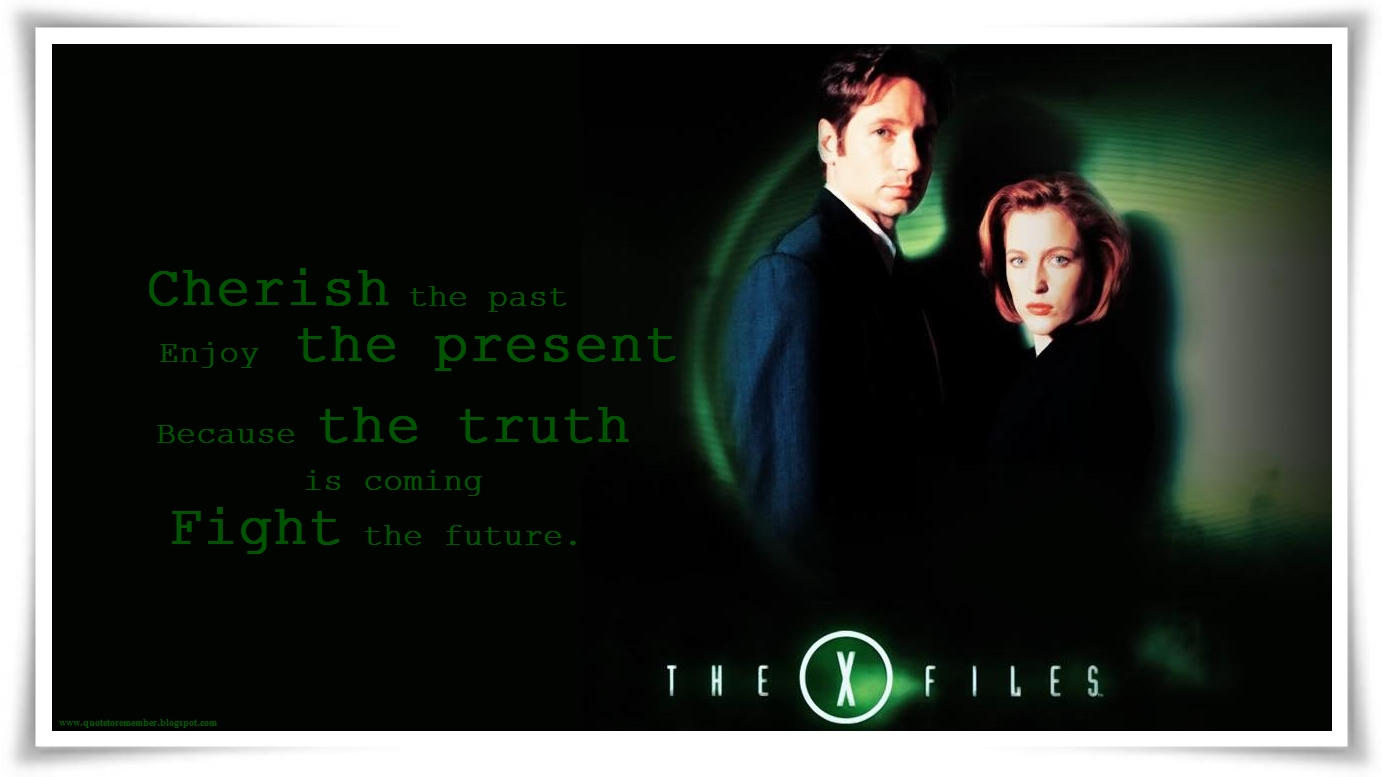 X Files Quotes. QuotesGram