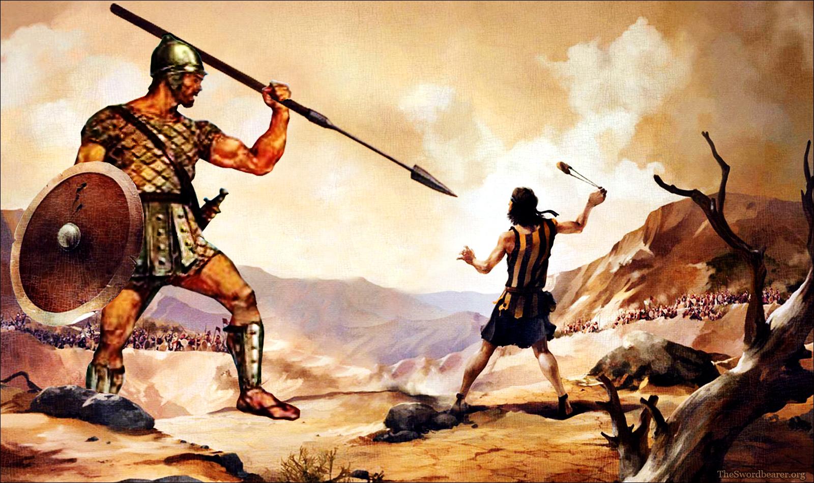 David Versus Goliath Quotes Quotesgram