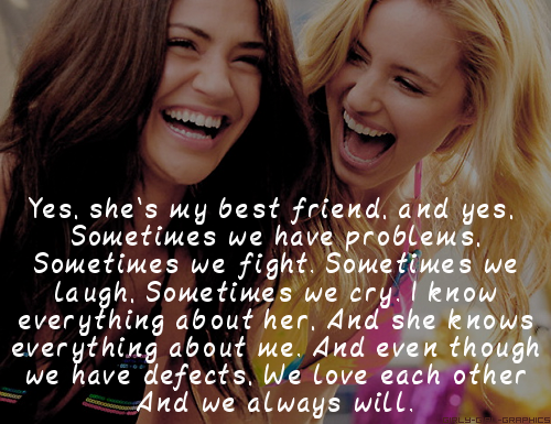 Best Friend Quotes For Teen Girls. QuotesGram